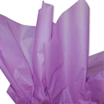 Lilac Lavender Colored Tissue Paper