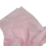 Light Pink Colored Tissue Paper