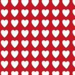Jeweler Gift Wrap Valentines Pattern E-1260