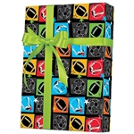Shamrock Sports Fanatic Gift Wrap (ultra gloss) E6260