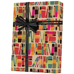 Shamrock Hardbacks Books on Kraft Gift Wrap