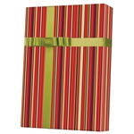 Earth Stripe Gift Wrap E-7029