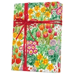 The Cutting Garden Gift Wrap E-7033