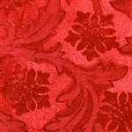 Guardsman® Florist Embossed Foil Rolls - Cardinal Red