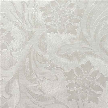 Wholesale Guardsman 172 Florist Embossed Foil Rolls White