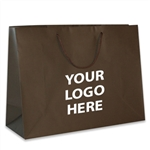 1 Color Hot Stamped  Vogue Euro Matte Laminated Bag
