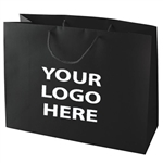 1 Color Hot Stamped Large Matte Laminated Bag
