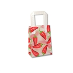 Frosted Petite Reusable Chili Peppers Bags