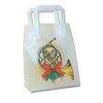 Frosted Petite Reusable French Horn Bags