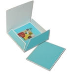 Keyline Blue Gift Card Envelope Folders