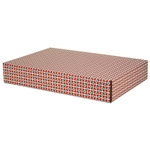 Large Moderno Patterned Shipping Boxes - 6 Pack