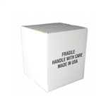 "Mailing Boxes 9-1/4"" x 9-1/4"" x 7-7/8"""