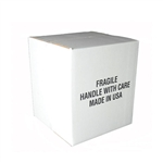 "Mailing Boxes 10-5/8"" x 10-5/8"" x 8-1/4"""