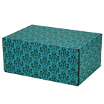Medium Florentine Patterned Shipping Boxes - 6 Pack