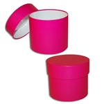 Mod Box Rigid Set Up Boxes-Small Fab Fuchsia