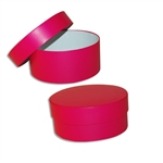"Mod Box Rigid Set Up Boxes-7"" Fab Fuchsia"