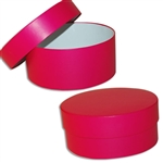 Mod Box Rigid Set Up Boxes-Large Fab Fuchsia