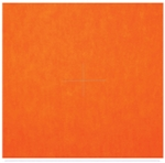 Floral Fabric Sheets Orange - Non Woven