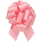 Flora-Satin Perfect Bows  -  Pink