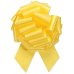 Flora-Satin Perfect Bows  -  Yellow