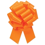 Flora-SatinPerfect Bows -  Tropical Orange