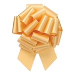 Flora-Satin Perfect Bows  -  Gold