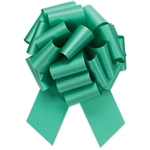 Flora-Satin Perfect Bows  -  Emerald Green