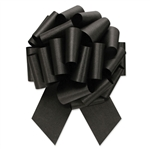 Flora-Satin Perfect Bows  -  Black