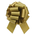 Flora-Satin Perfect Bows  -  Holiday Gold
