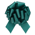 Flora-Satin Perfect Bows  -  Hunter
