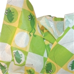 Leap Frog Patterned Tissue Paper
