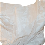 Shooz (White on White) Printed Tissue Paper