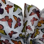 Monarch Butterfly Printed Tissue Paper