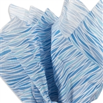 Ripple Patterned Tissue Paper