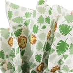 Welcome to the Jungle Patterned Tissue Paper