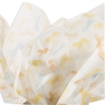 Unicorns Patterned Tissue Paper