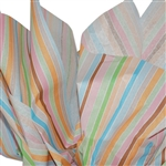Fresh Stripes Tissue Paper