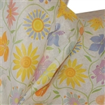 Floral Tapestry Patterned Tissue Paper