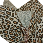 Leopard Patterned Tissue Paper