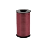 Splendorette Curling Ribbon - Burgundy