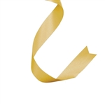 "Flora-Satin Ribbon 3/4"" Gold"