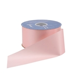 Pink Flora-Satin Ribbon - 2 widths