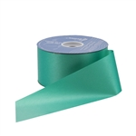 Emerald Flora-Satin Ribbon - 2 widths