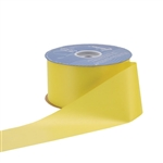 Daffodil Flora-Satin Ribbon - 2 widths