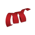 Red Crimped Cotton Curling Ribbon
