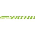 Splendorette Curling Ribbon - Zebra Stripes Lime