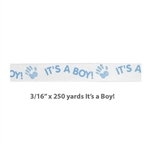 Splendorette Curling Ribbon - It's A Boy