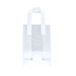 Super Small Frosted Shopping Bags