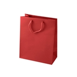 Red Eurotote Bags-Matte Laminated