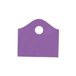 Super Wave Plastic Bags Small - Purple Grape
